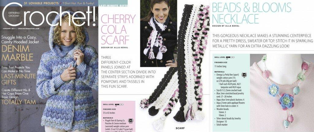 Crochet January 2011